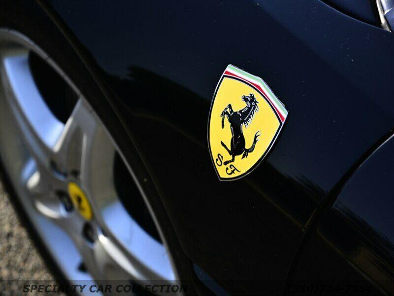 Image 4 Voiture Européenne d'occasion Ferrari 355 1998