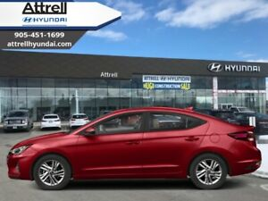 2020 Hyundai Elantra Preferred w/Sun & Safety Package IVT  - $13