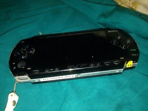 Psp one game with charger