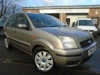 2004 54 FORD FUSION 1.4 FUSION 2 5D 78 BHP