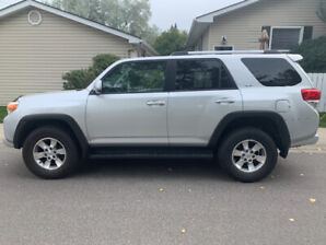 Original owner 2010 4Runner with 126,400 km's
