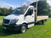 2015 Mercedes-Benz Sprinter 313Cdi 3.5T, 14ft Dropside, Very Clean