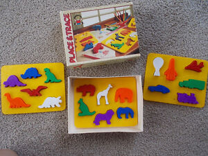 Discovery Toys- Place & Trace (2 available) London Ontario image 1