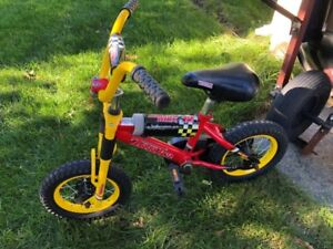 Velo Tonka bike enfant