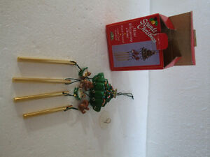 Brand new in box decorative Christmas holiday wind chime London Ontario image 2