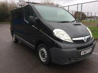 2007 Vauxhall Vivaro 2.4 DIESEL CREW CAB COMPLETE WITH M.O.T AND WARRANTY