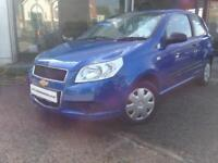2008 (08) Chevrolet Aveo 1.2 S *30,000 miles* (Finance Available)