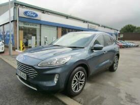 image for 2020 Ford Kuga 2.0 ECOBLUE MHEV TITANIUM FIRST EDITION 150PS DIESEL MILD HYBRID