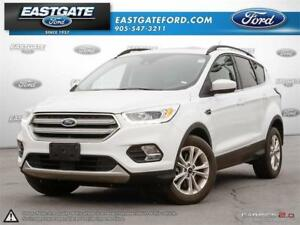 2018 Ford Escape SEL 4WD Leather Nav Moonroof