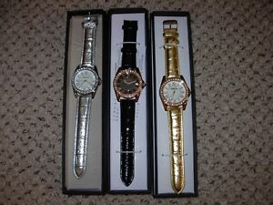 Ladies Manhattan Watch by Croton