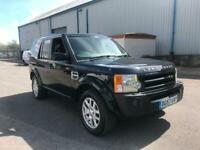 2007 (57) Land Rover Discovery 3 XS MWB LOVELY TRUCK NO VAT NEW MOT