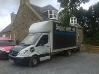 Super Shift-It Removals, Light Haulage & Storage. Man With A Van Service available.