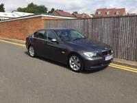 BMW 3 Series 2.5 325i SE 4dr 2005 96K GREY MANUAL