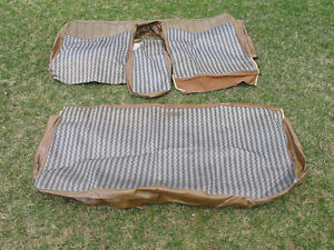 VINTAGE SEAT COVERS FOR 1963-1964 CADILLACS