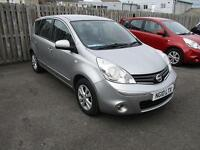 Nissan Note 1.6 16V ACENTA Automatic
