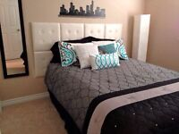 Fully Furnished Bedroom, All Inclusive