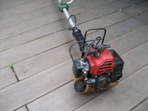 Kawasaki TD24 Commercial Grass Trimmer Weed Whacker Need Tune Up