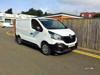 2015 65 REG Renault Trafic 1.6d Ci Low Roof Van SL29 115 Business 1 Owner MWB