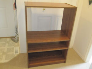 Shelving unit-solid & in great condition