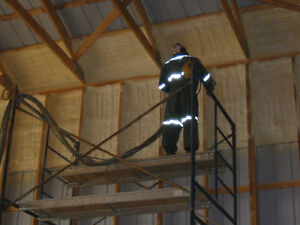 spray foam Insulation , 306-867-4370