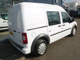2011 Ford TRANSIT CONNECT T230 TREND HR 5 SEATER CREWVAN *LOW MILES* Manual Crew