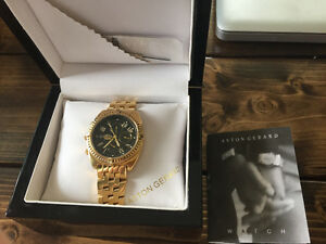 Aston Gerard Men's watch