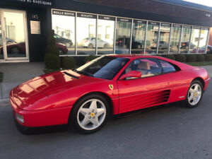 1991 FERRARI 348 TB for sale—MINT-