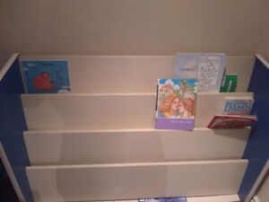 Daycare Toys And Book Storage Set