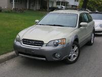 2005 Subaru Outback 3.0R Wagon