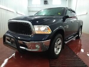 2014 Ram 1500 LONGHORN  - Sunroof - Heated Seats - $141.39 /Wk