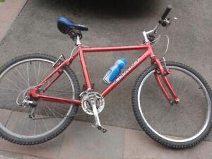 "Used Red Giant Yukon 19.5"" Frame Mountain Bike ...NOT PERFECT"