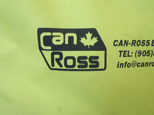 CAN-ROSS UNIVERSAL SPILL KITS - YELLOW NYLON BAG - NEW Kitchener / Waterloo Kitchener Area image 2