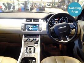2014 LAND ROVER RANGE ROVER EVOQUE 2.2 SD4 Pure 5dr Auto