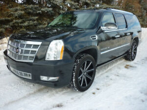 2012 Cadillac Escalade ESV Platinum NAVIGATION, DVD PACKAGE