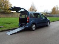 Citroen Berlingo 1.6TD Plus WAV Wheelchair Accessible Vehicle.ONLY 2000 MILES