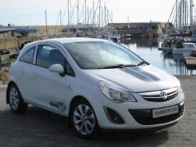 2012 12 Vauxhall Corsa 1.2i Active 20,000 Miles 1 Previous Owner
