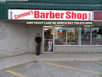 Looking for a full time Barber