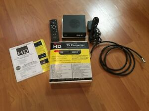 Access HD - Digital to Analog TV Converter