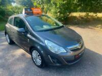 2011 Vauxhall Corsa EXCITE 1.2 Petrol, NEW MOT, HPI CLEAR, WARRANTY