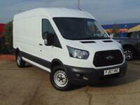 2017 Ford Transit 2.0 TDCi 130ps L3 H2 Van 2 door Panel Van