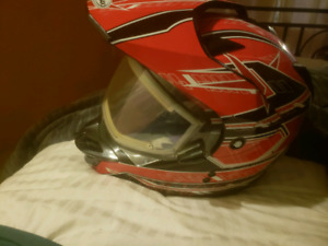 Casque moto cross  g max