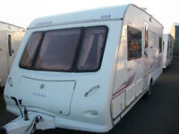 Elddis Odyssey 534 4 berth tourer