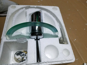 Brand new waterfall faucet