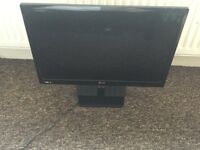19inch LG flat screen TV