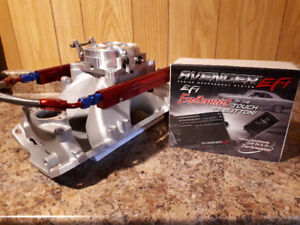 Holley Avenger Multi Port EFI system