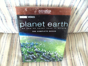 Planet Earth - The Complete Series on DVD