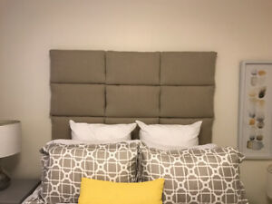 Upholstered Full/Queen size Headboard
