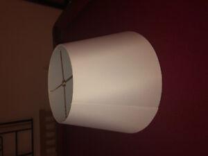 Elegant Style White Lamp Shades
