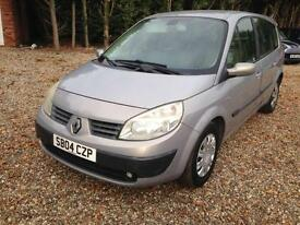 Renault Grand Scenic 1.6 VVT 115 Expression