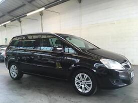 2010 Vauxhall Zafira 1.6 i 16v Design 5dr